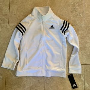 Girls adidas jacket M